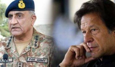 وزیراعظم عمران خان، جنرل قمرجاوید باجوہ