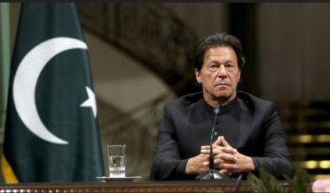 پاکستانی وزیراعظم عمران خان