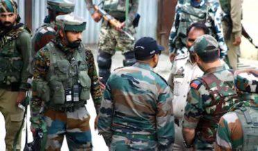 بھارتی فوجی کشمیر مقبوضہ کشمیر میں