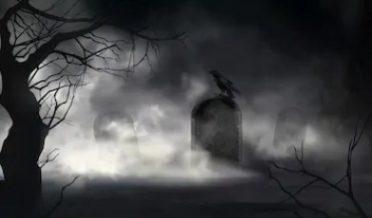 قبرستان اور اندھیری رات