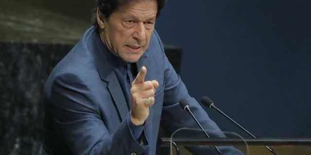 عمران خان، اقوام متحدہ کی جنرل اسمبلی سے خطاب