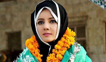 رابی پیرزادہ، پاکستانی ماڈل، اداکارہ