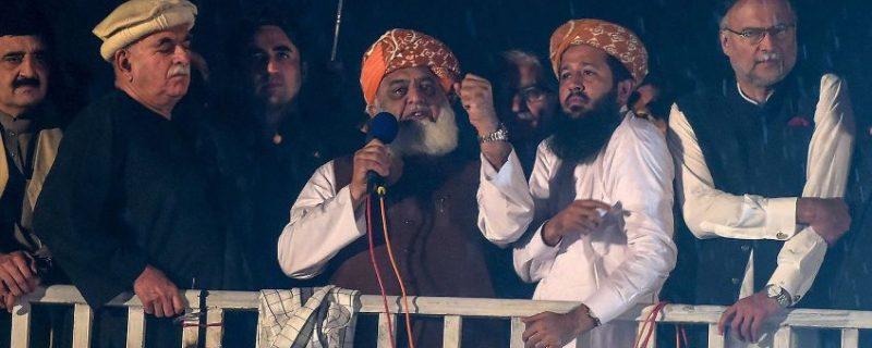 مولانا فضل الرحمن ، سربراہ جمعیت علمائے اسلام پاکستان