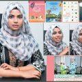 آسیہ عارف، پاکستان کی کم عمر ترین یونیورسٹی سرٹیفائیڈ اور عربی، انگلش کتب کی مصنفہ
