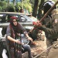 جامعہ ملیہ، دلی، انڈیا میںپولیس تشدد