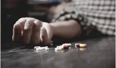 زائد مقدار میں ادویات کھاکرخودکشی کرنے والا مرد