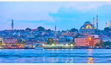 پرانا استنبول، ترکی کا خوبصورت منظر