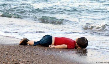 آلان کردی، شامی مہاجر بچہ