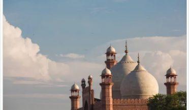 بادشاہی مسجد، لاہور، پاکستان