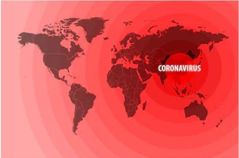 کورونا وائرس اور دنیا کا نقشہ