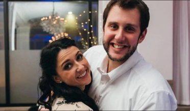امریکا،کورونا سے مرنے والا جوناتھن اہلیہ کے ساتھ