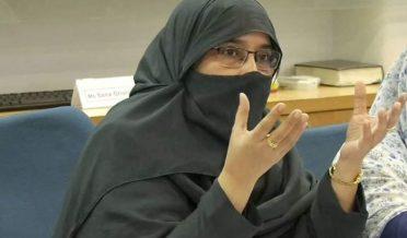 مسزعالیہ منصور، ڈائریکٹرمیڈیا سیل جماعت اسلامی حلقہ خواتین پاکستان