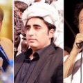 عمران خان، بلاول بھٹو زرداری، شہبازشریف