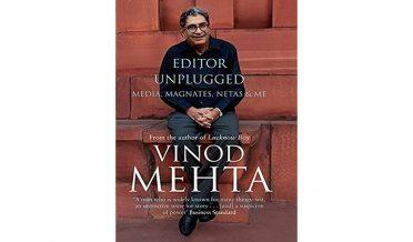 ونود مہتا کی Editor Unplugged