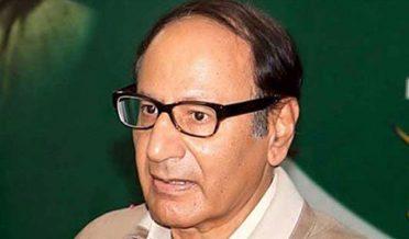 چودھری شجاعت حسین پاکستان مسلم لیگ ق کے سربراہ