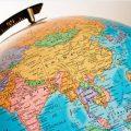چین، پاکستان، انڈیا، ایران، بنگلہ دیش، سری لنکا، نیپال نقشہ