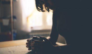 ڈپریشن کی شکار خاتون